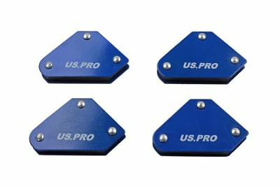 8lb Small Welding Magnet Right Angle Square Holder Soldering Durable 4pk 6792