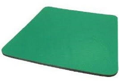 GREEN 5mm Fabric Mouse Mat Pad SPECIAL OFFER