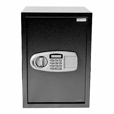Digital Safe Box Depository Drop Deposit Front Load Cash Vault Lock Home Jewelry