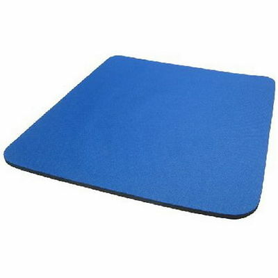 BLUE 5mm Fabric Mouse Mat Pad SPECIAL OFFER