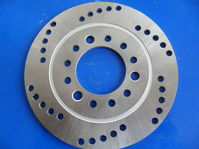PEUGEOT SPEEDFIGHT 50 100 NEW BRAKE DISC FRONT OR REAR AJP CALIPER 180mm