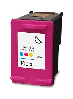 300XL Text quality Colour Ink Cartridge for HP Deskjet F2480 F2483