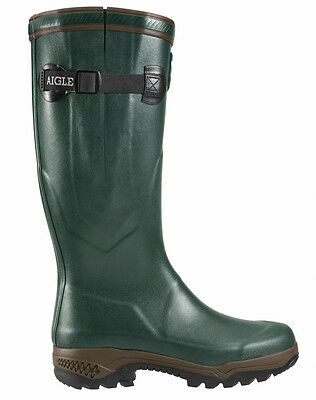 Offer Aigle Wellies Course 2 VARIO - Jersey Lining - bronze