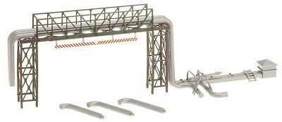 Faller OO/HO Gauge Pipeline and Filling Plant Plastic Kit 130487
