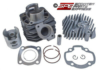 Big Bore Cylinder Kit 47mm 12mm Wrist pin 49cc to 72cc Honda Dio ~ US Seller