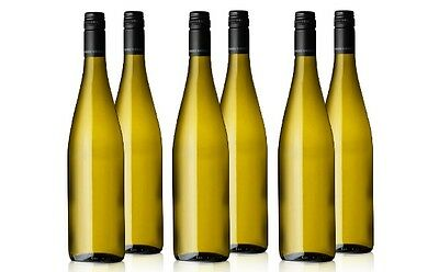 Clean Skin Watervale Riesling  2012 - 6 x 750ml Bottles ShoppingLane- SYD Stock