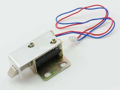 Electronic Latch Lock Catch Door Gate 12V Electric Release Assembly Solenoid CLa