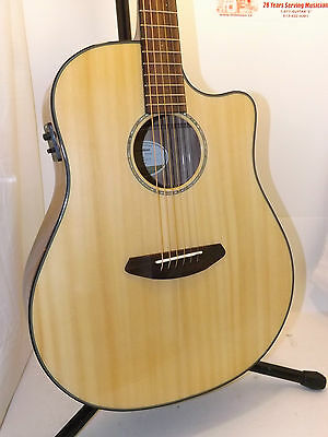 Breedlove Pursuit Dread PSD21CE with gig bag. MSRP: $899.00