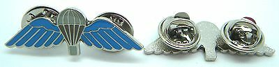 Parachute Wings Lapel Hat Cap Tie Pin Badge Army Parachutist Paras Brooch
