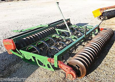 Used 8 Ft Brillion Culti-Mulcher  *We CAN SHIP FAST AND CHEAP*