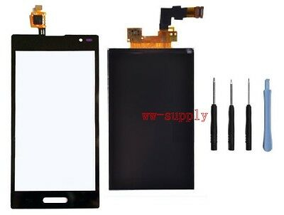 For LG Optimus L9 P769 LCD Display + Front Touch Screen lens Digitizer T-Mobile