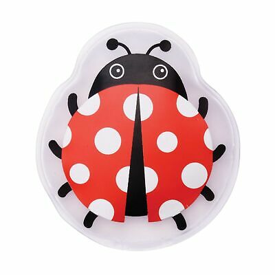 COOL IT LADYBUG - Kids Cold or Hot Pack Bump Bruises Injury Soother Reusable!!!