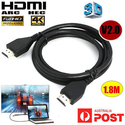 Genuine OEM Nintendo Wii U HDMI cable 5ft 1.5M WUP-008