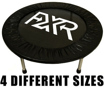 "Fxr Sports Mini Trampoline Jumper Cardio Fitness Exercise - 36"" 38"" 40"" 48"""