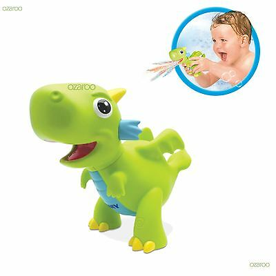 Tomy Light Up Bathtime Dragon, Light-up Water From His Mouth, 18 months +