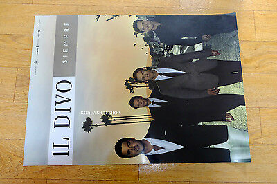 IL DIVO - Siempre *Official POSTER*