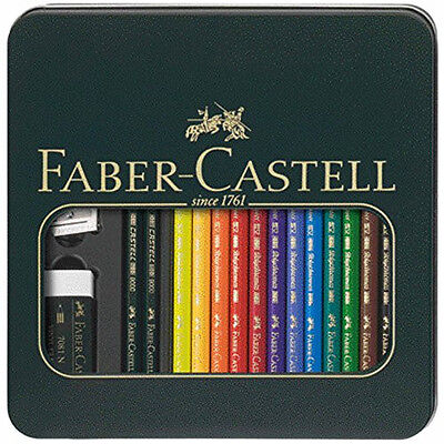 Faber-Castell  L Polychromos Mixed Media Set