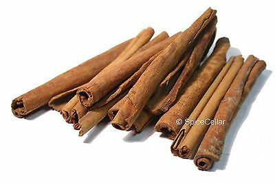 Cinnamon Sticks - Decorative Use - 8cm - 250g - 42 Sticks - Apprx