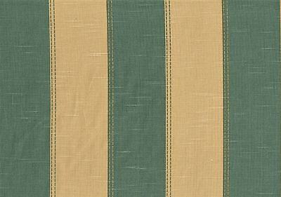 Doveville Fabric Castilla Light Khaki Green Cotton   Drapery Upholstery