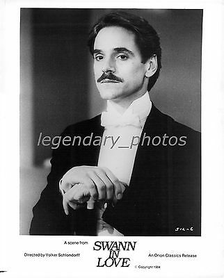 1984 Swann in Love (1) Jeremy Irons Ornella Muti