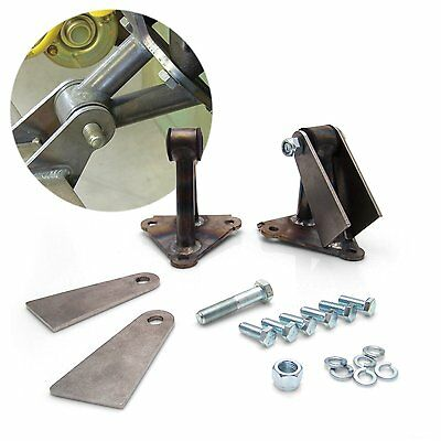 Motor Mount Kit for 1955 - 1957 Chevy Bel Air fits Big and Small Block Chevy