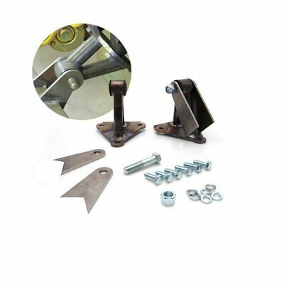 Motor Mount Kit for Big and Small Block Chevy Engine fits 1982-95 Jeep