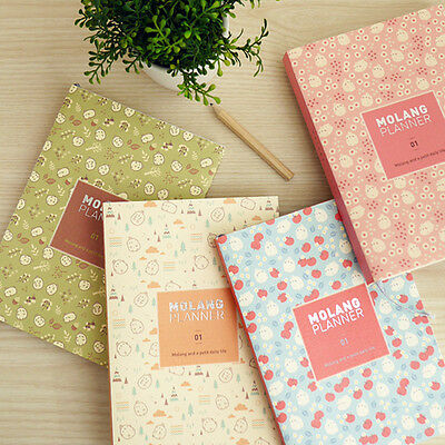 [Molang #shop] Molang Planner 4 Kinds New