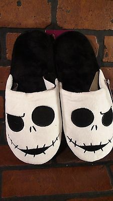 Nightmare Before Christmas JACK House Slippers NEW NWT Size S 5-6 Small