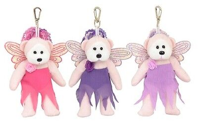 Beanie Kids - Flowerbud Fairy Bag Tags - BRAND NEW
