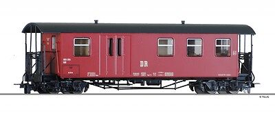 Tillig, Luggage car KBD4i, DR, Ep.IV, NEW + OVP, H0m, 13960