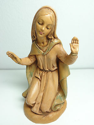 Fontanini by Roman 1983 Mary Nativity Figure Made in  Italy Depose #52512