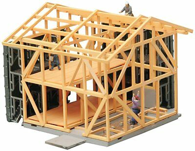 Tomytec Building 071 Building Under Construction A 1/150 N scale New Japan