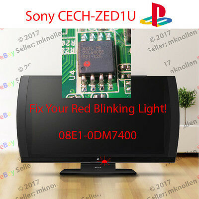 PRE PROGRAMMED EEPROM Only For Sony Playstation Tv Cech-Zed1U Main