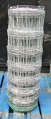 Stock Fencing Galvanised Wire! 800Mm X 50M Long! £325 For 10 Rolls! Bargain!