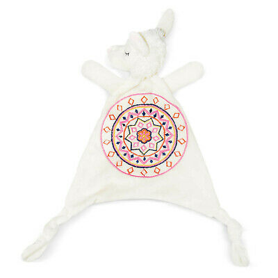 JELLYCAT - BASHFUL BUNNY SOOTHER Beige Baby Newborn Soft Blankie Comforter **NEW