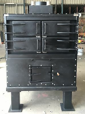 Commercial Woodfired Baker's Oven Australian Made