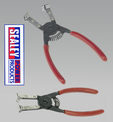 Sealey Car Van Fuel Coolant Hose Clip Clamp Collar Pliers Clic & Clic R VS1664