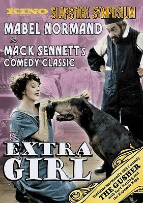 Extra Girl/The Gusher (2008, DVD NUEVO) (REGION 0)