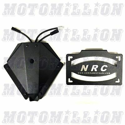 NRC Ducati 1199 Panigale S R Tail Tidy Fender Eliminator Flush LED Signal Kit