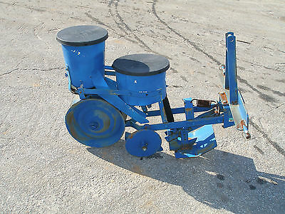 Unused Hehai  Single Row 3 Point Hitch Planter With Plates