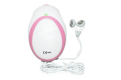 Baby Heart Monitor  Baby Fetal Doppler baby sounds Portable Detector