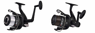 Shakespeare Beta Spin Front Drag / Rear Drag Sea Fishing Reels - All Sizes