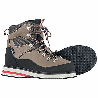 Greys Durable Easy Lace Strata CTX Rubber Sole Wading Fishing Boots - All Sizes