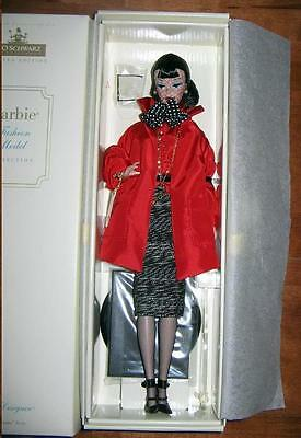 Fashion Designer Barbie Doll, The Fashion Model Collection, Nrfb