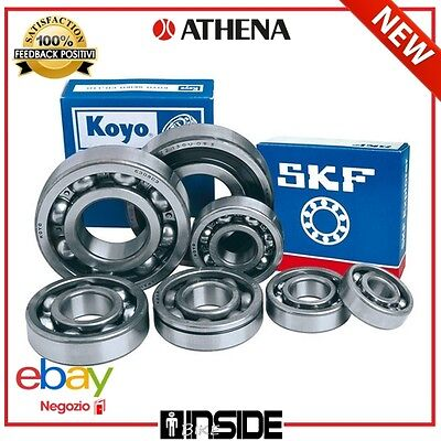 Cuscinetto Is8E-Nk Ntn Banco Sx Athena Honda Crf 450 R 02 - 15