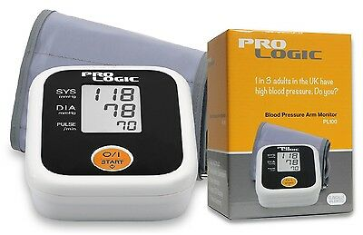 Omron Pro Logic (PL100) Automatic Blood Pressure Monitor Original / Brand New