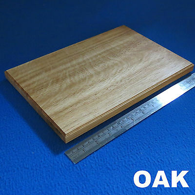 Luxury Solid Wooden Oak Wood Kitchen Cutting Food Chopping Slicing Board Block