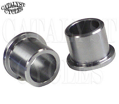 """WHEEL BEARING REDUCERS 25mm to 3/4"""" AXLE REDUCER SPACER FOR HARLEY WHEEL BEARING"""