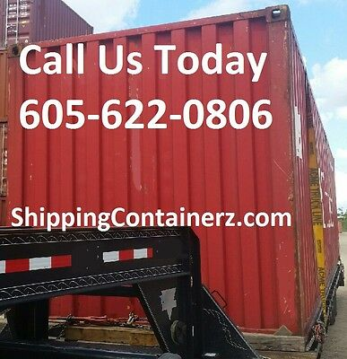 40ft shipping container storage container conex box in Detroit, MI