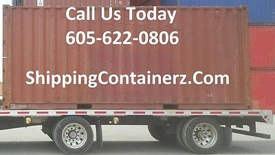 20' shipping container storage container conex box in Memphis, TN